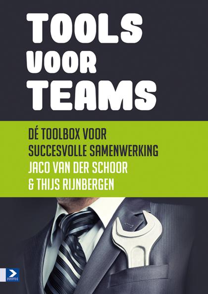 Boek Tools voor Teams